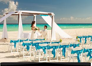 Sandos Weddings Playacar Turquoise Breeze
