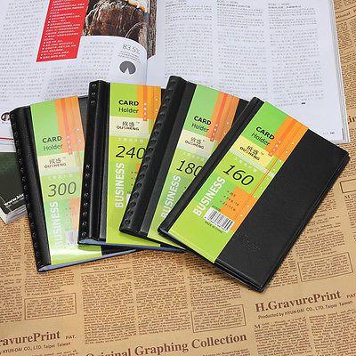 Business name card book booklet wallet holder case cover pouch business name card book booklet wallet holder case cover pouch organiser folde colourmoves