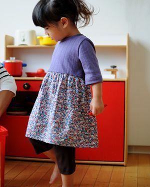 9e8f83e81f3a2 型紙 作り方 ベビー Tシャツ 小さな女の子