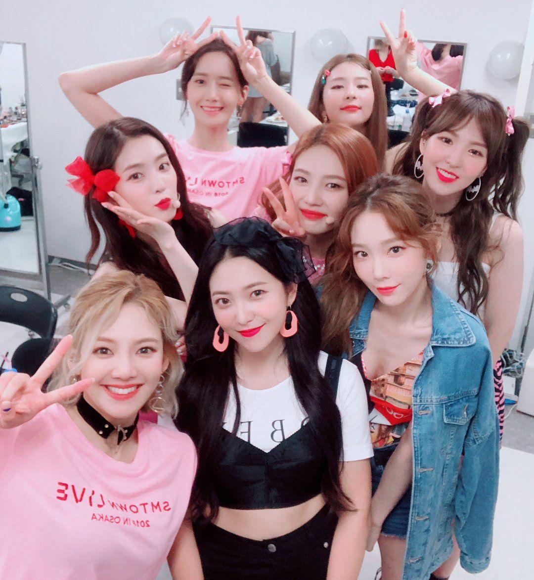Berita Tentang Yoona Di Twitter Exo Red Velvet Girls Generation Red Velvet Irene