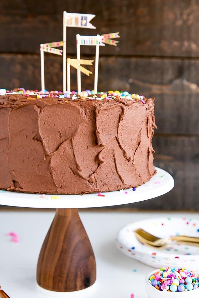 27 Marvelous Image Of Homemade Birthday Cake Recipe Classic Liv For CoolBirthdayCakes