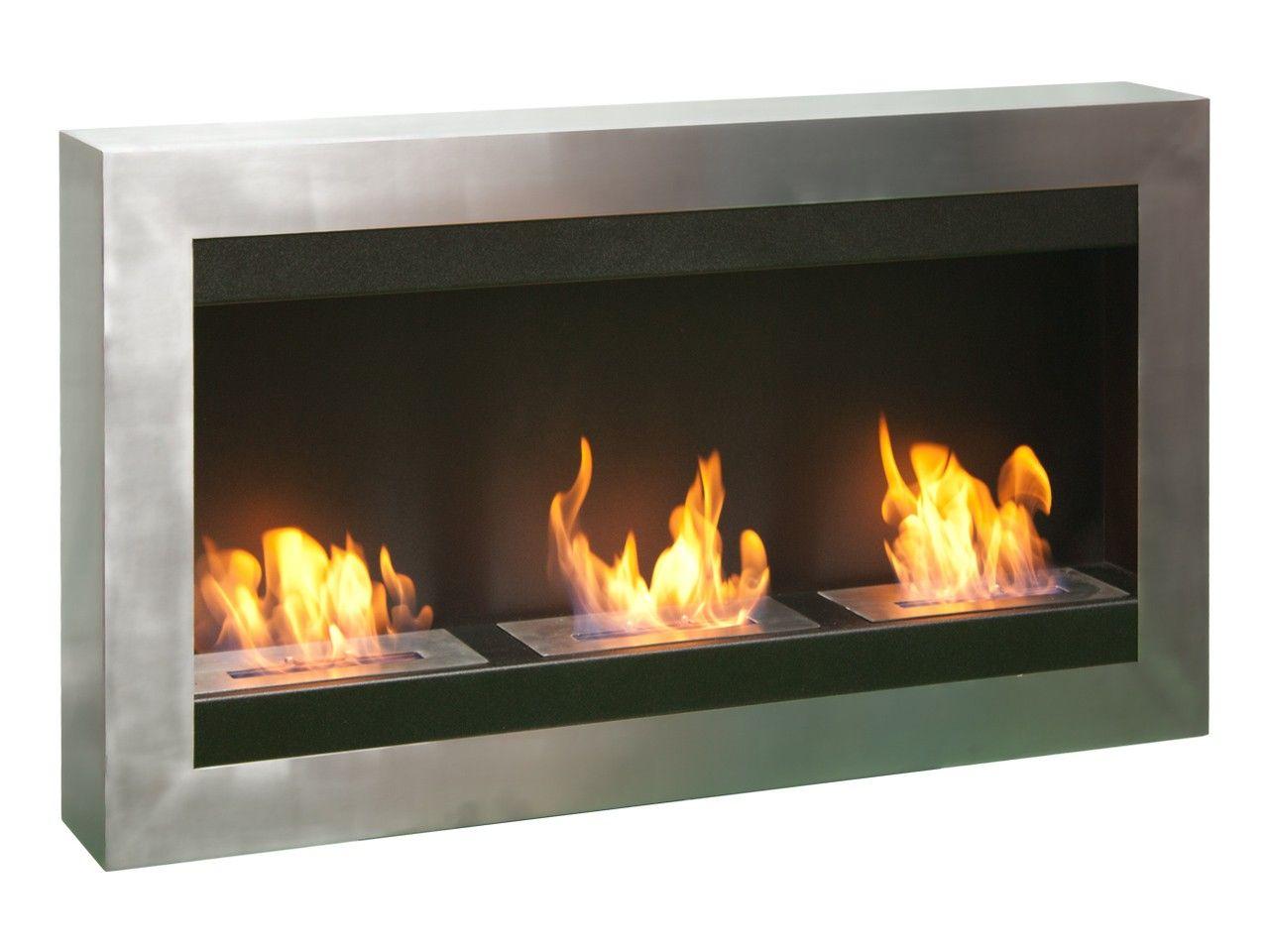 Quadra Magnum  Wall Mounted Fireplace  $1,044