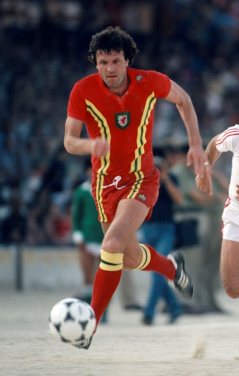 John Toshack Wales In 2020 Football Footy Sports