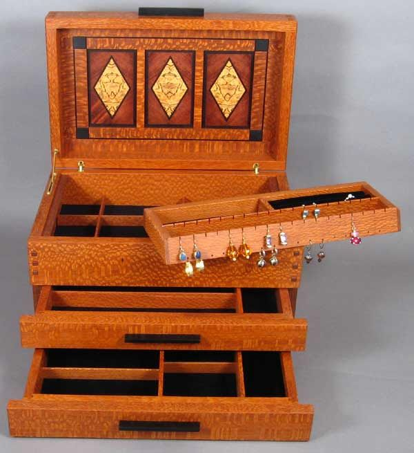 850 arts and crafts jewelry box details Boxes Pinterest Box