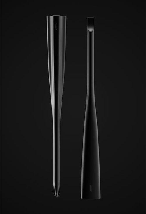 Details we like / Scredrivers / Black / Number / Minimal / at inspiration