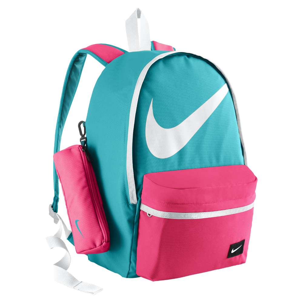 Nike Halfday Back To School Kids' Backpack (Blue