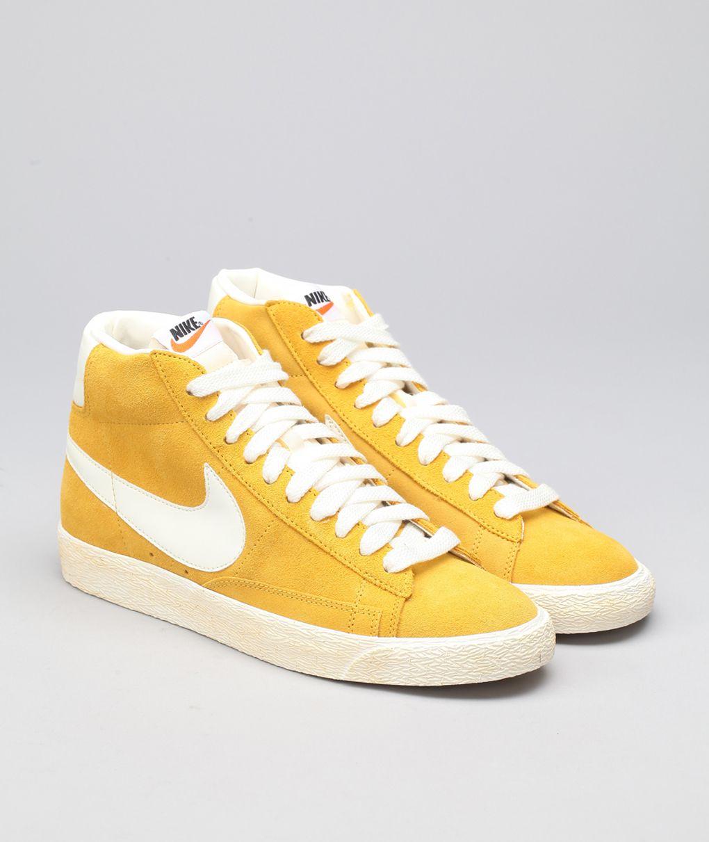 new arrival dc04a c9e90 Nike Sportswear - Blazer Hi Suede vintage