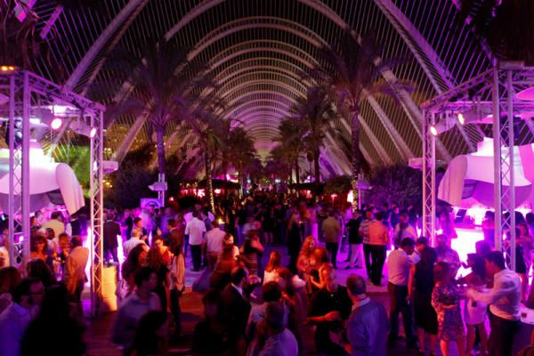 If You Like To Go Out You Certainly Have To Go To Umbracle