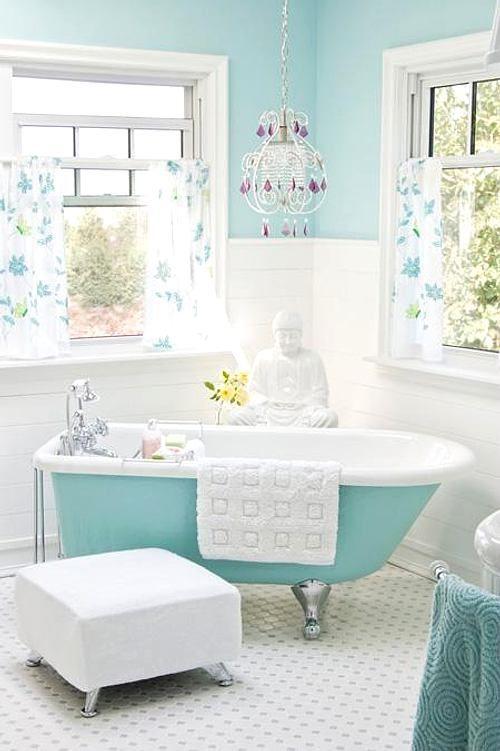 bano : Bañeras Exentas con Color