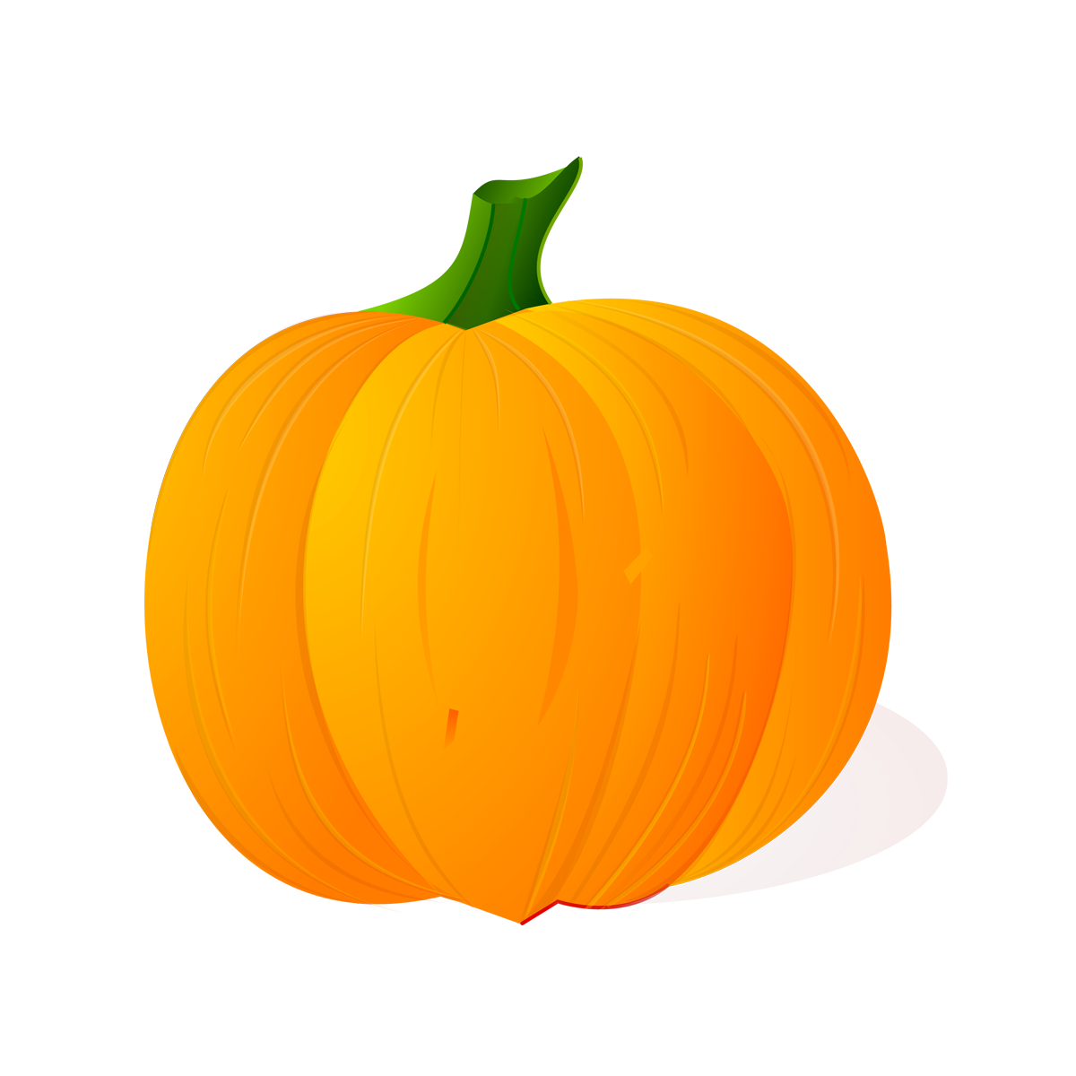 Free download high quality pumpkin vector png image