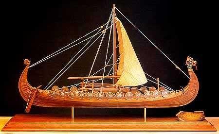 La Francie Carolingienne Oissel Les Vikings Bateaux