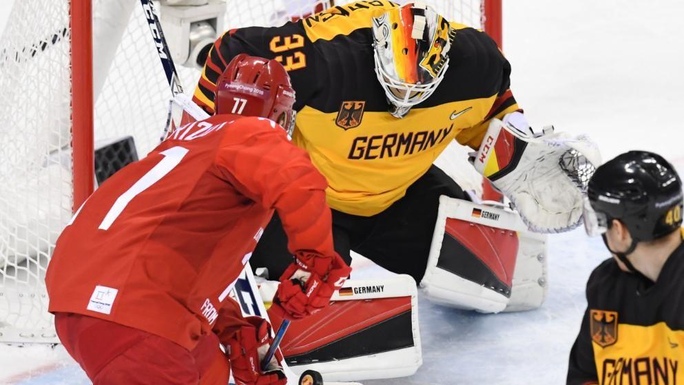 Eishockey Olympia 2021 Deutschland