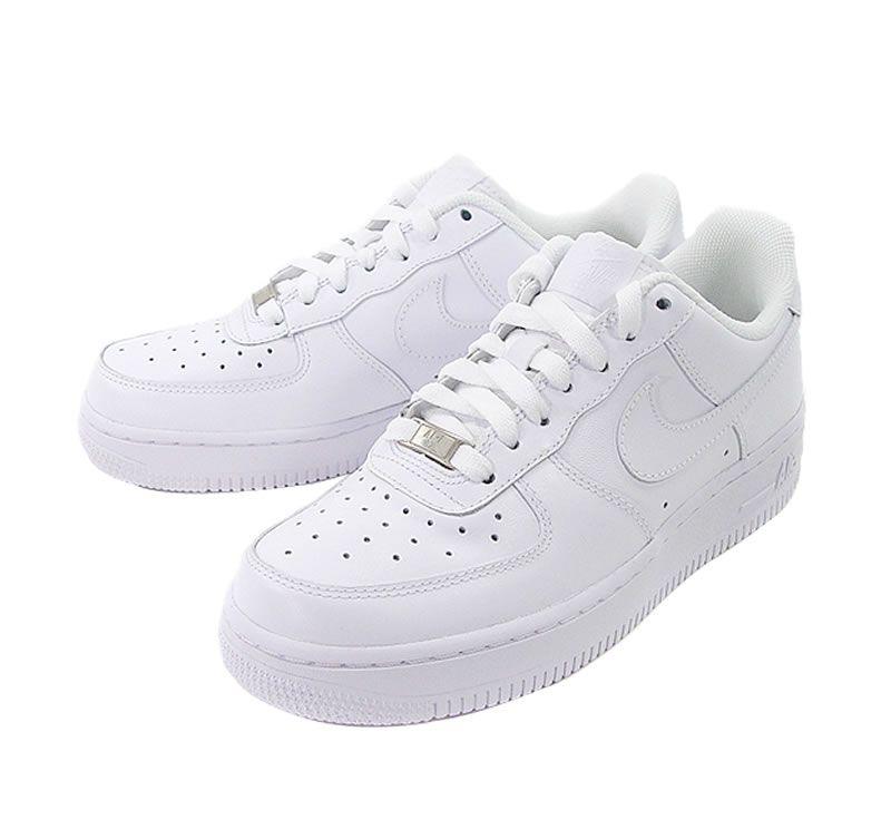 Nike Air Force 1 Low 315122-111 white AF shoes