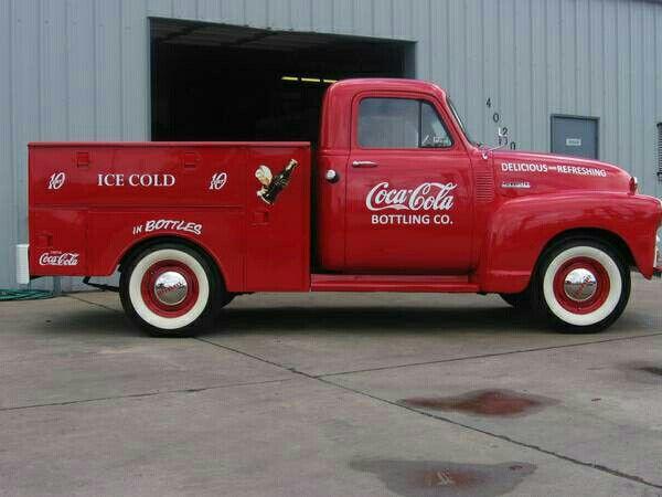 Pin On Coca Cola Truck