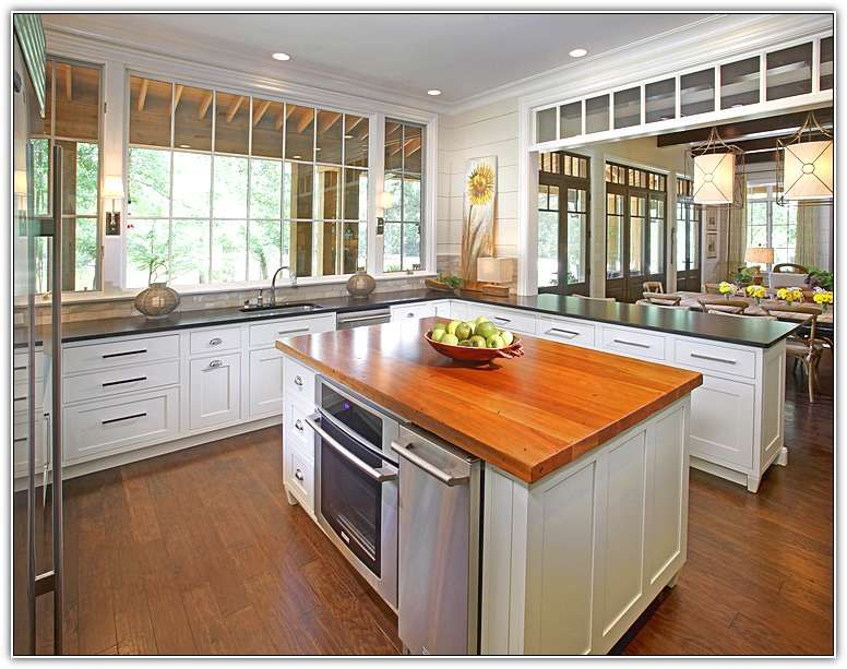 kitchen center island design | Kitchen Center Island Tables | Home ...