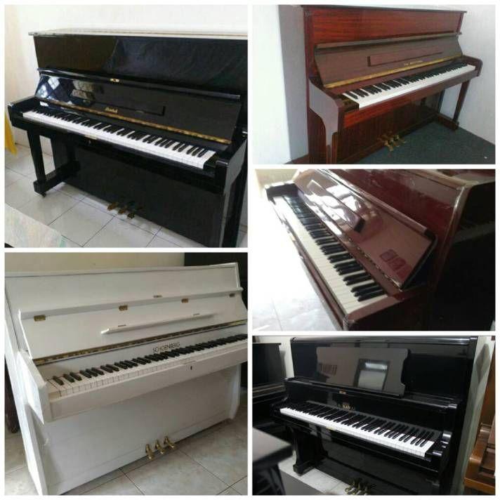 Jual Piano Akustik Bekas Harga Murah Kualitas Bagus dan