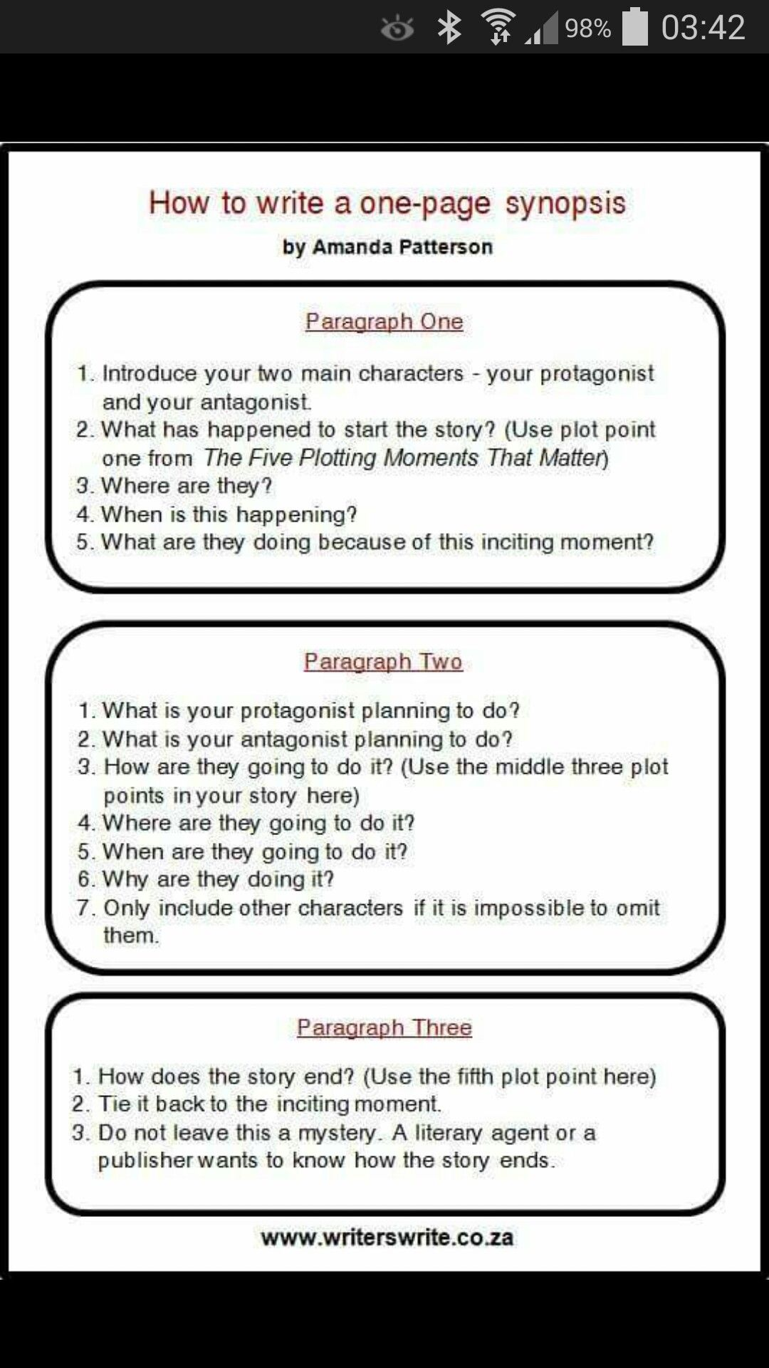 Pin By Michele Mcdonnell On Writing Ideas Amp Tips