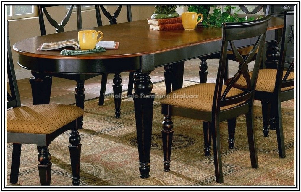 Oval Dining Table Set For Luxurious Atmosphere Vcoolshop