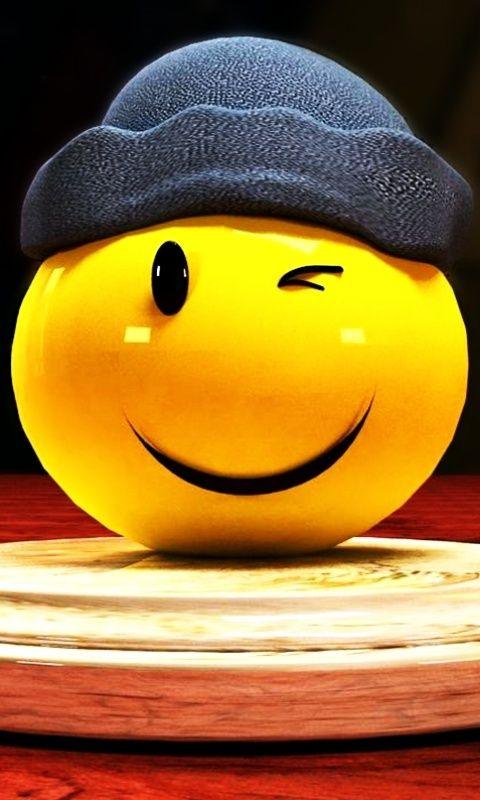 Cute Smiley Wallpapers For Mobile Cartoon Wallpaper Cute Emoji Wallpaper Smiley