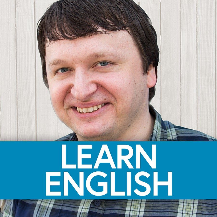 Learn English with Alex [engVid] - YouTube   Angielski