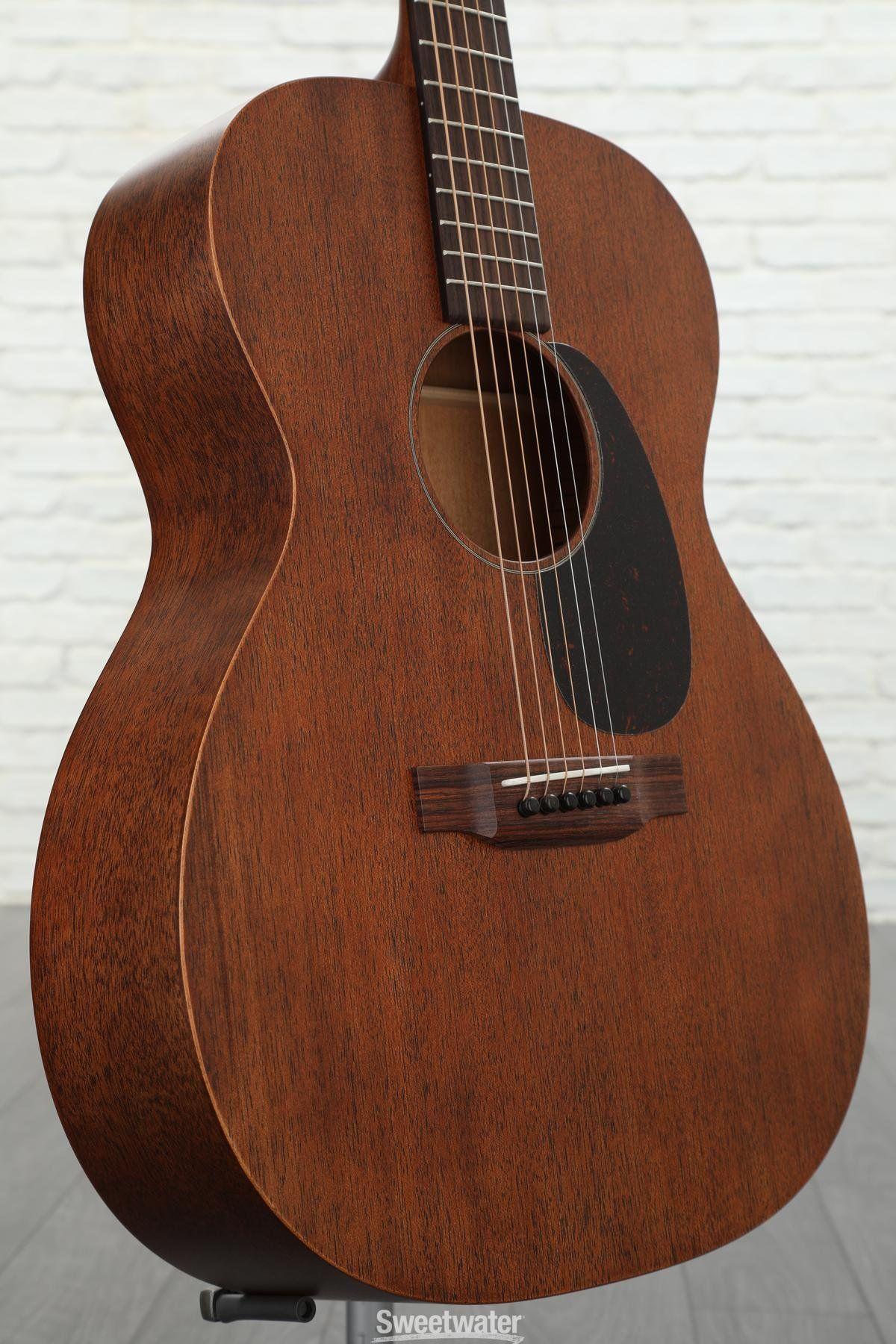 Martin 000 15m Acoustic Guitar Mahogany Acoustic Guitar Guitar Acoustic