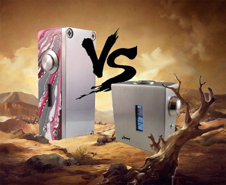 Box Mods - Samson vs Goliath - Nice Mods Custom Made Box ...
