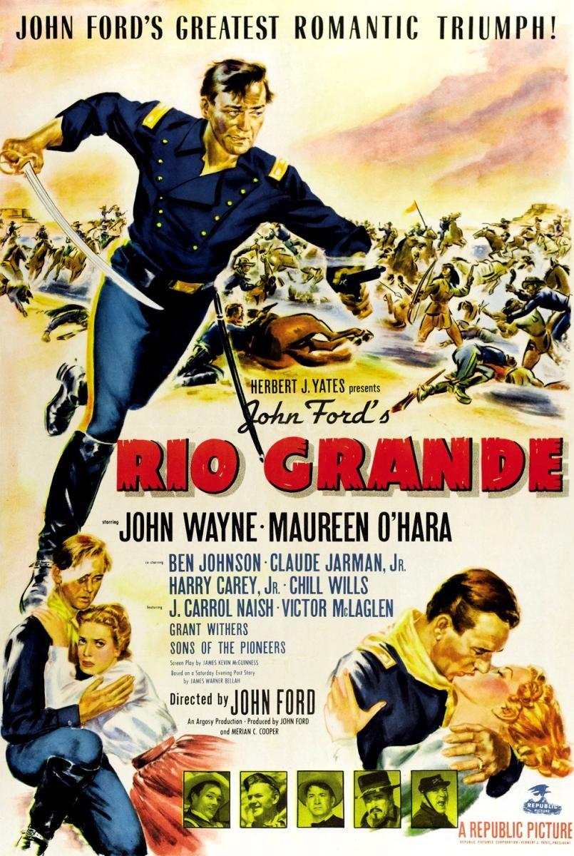 RIO GRANDE // usa // John Ford 1950