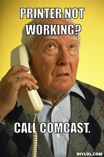 015a844fbed26c603917376e033665f5 have a complaint for comcast? we can help submit feedback at,Comcast Memes
