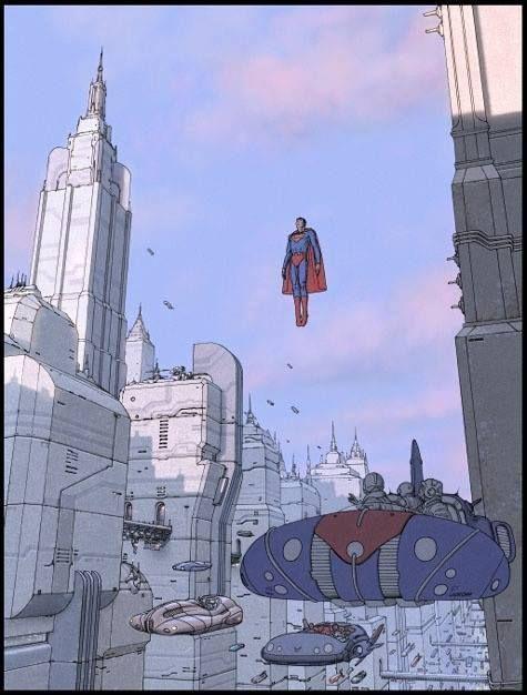 Superman: World of New Krypton by José Ladrönn | Superman ...