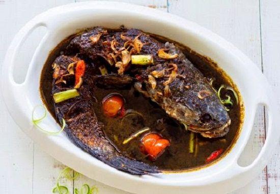 Resep Memasak Dan Cara Membuat Ikan Gabus Pucung Khas Betawi Yang Gurih Dan Lezat Resep Resep Makanan Penutup Resep Masakan Indonesia