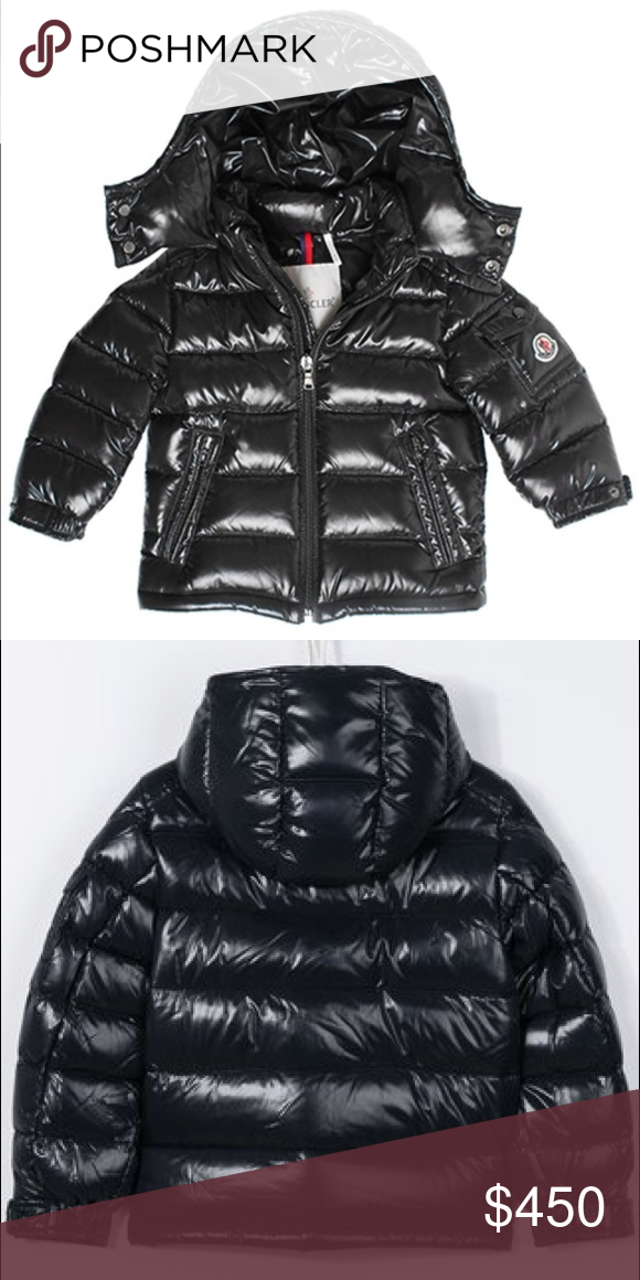 f398ea731 Kids moncler jacket Brand new with tag price included tax fits ...