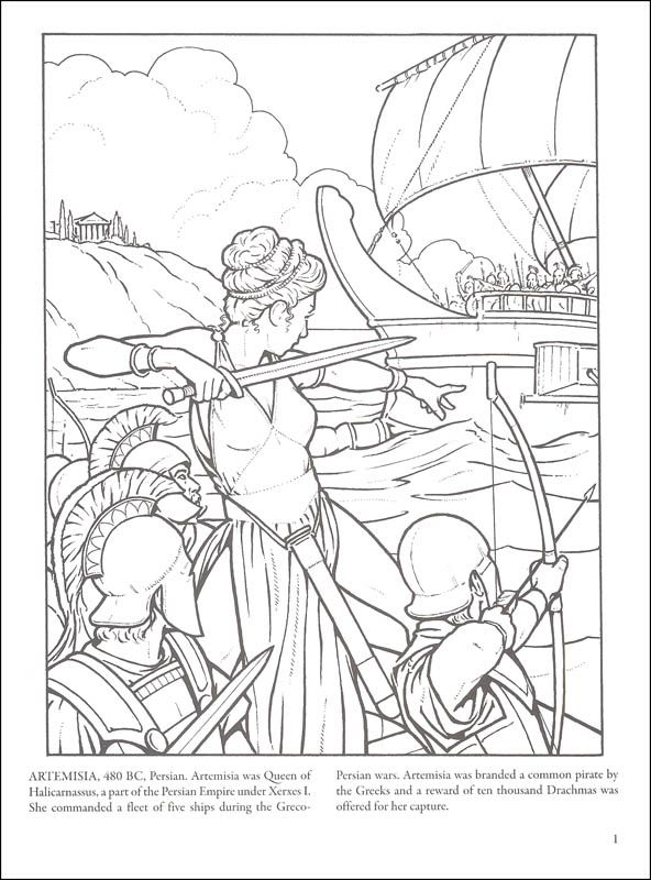 Pirate Queens Notorious Women Of The Sea Coloring Book 060881 Images Coloring Books Pirate Queen Coloring Book Pages