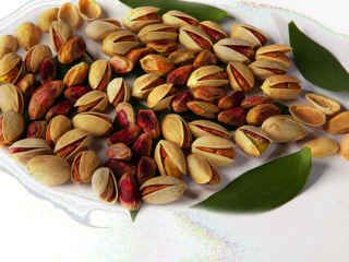 High Qualified Iranian pistachios as a healthy snack