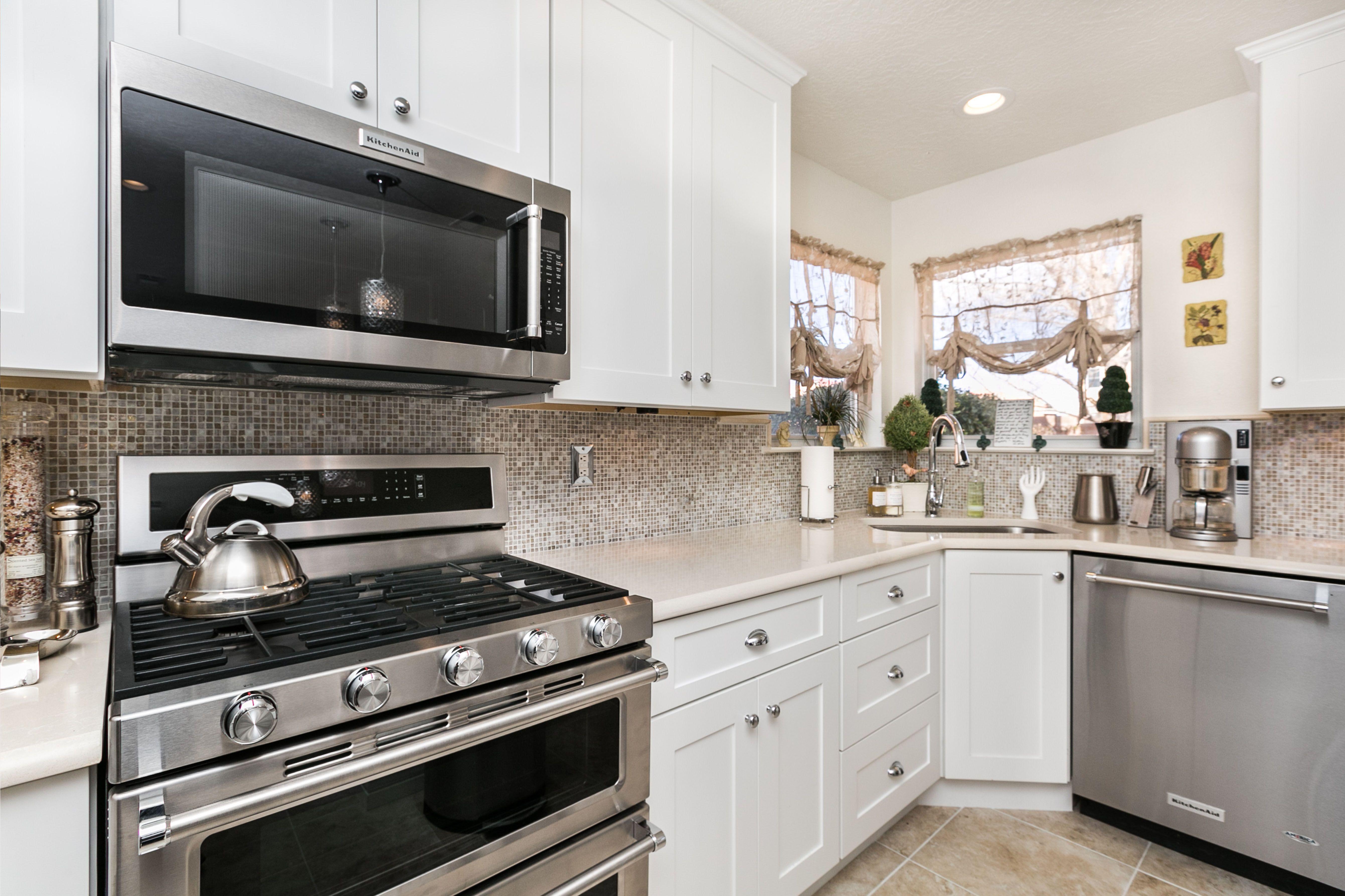 Connolly Residence Albuquerque | Kitchen Remodel | Design Alliance Inc.