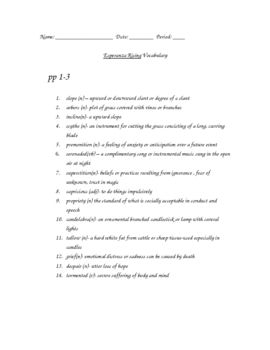 Printables Esperanza Rising Worksheets 1000 images about esperanza rising on pinterest book trailers student and literature