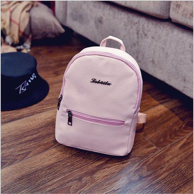 ed5ab1f24f32 Free shipping Sweet College Wind Mini Shoulder Bag High quality PU ...