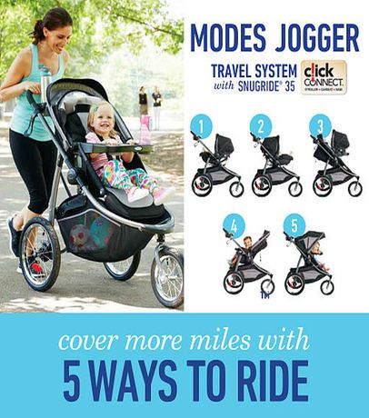 Graco Modes Jogger Travel System Admiral For This Child I Have