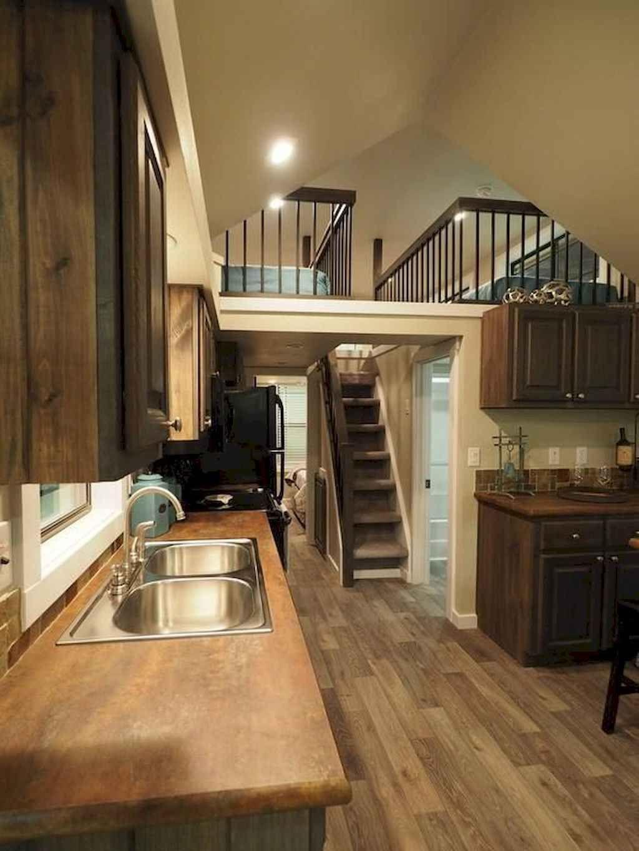 75 Amazing Tiny House Kitchen Design Ideas #tinyhousekitchens