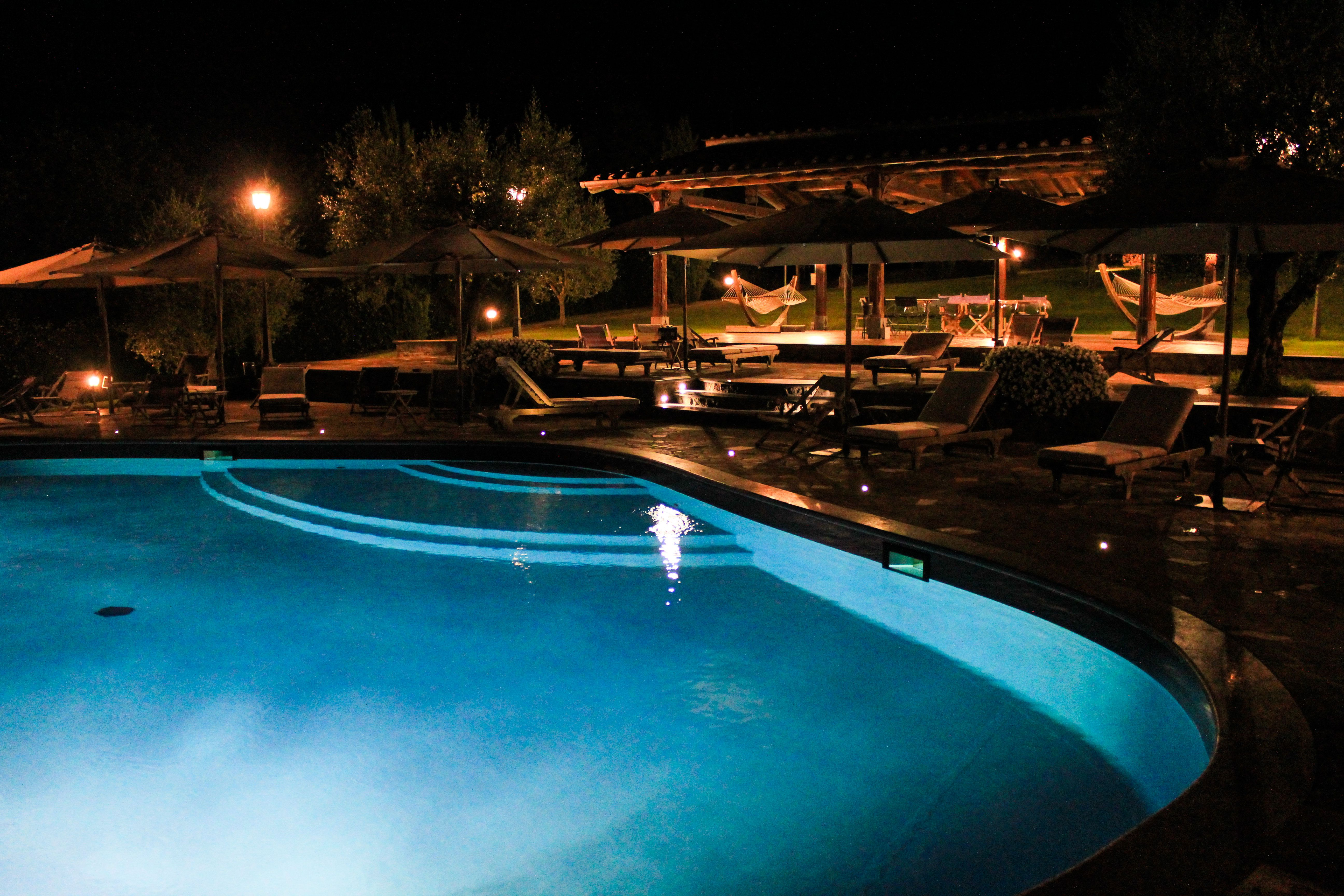 Agriturismo with Swimming pool and a big Gazebo