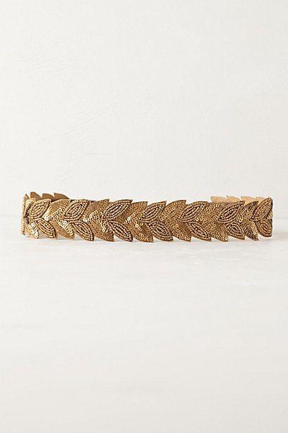 Golden Arrow Belt Ceinture Caftan, Motif, Ameublement, Autres, Broderie,  Robe En e32d6715915