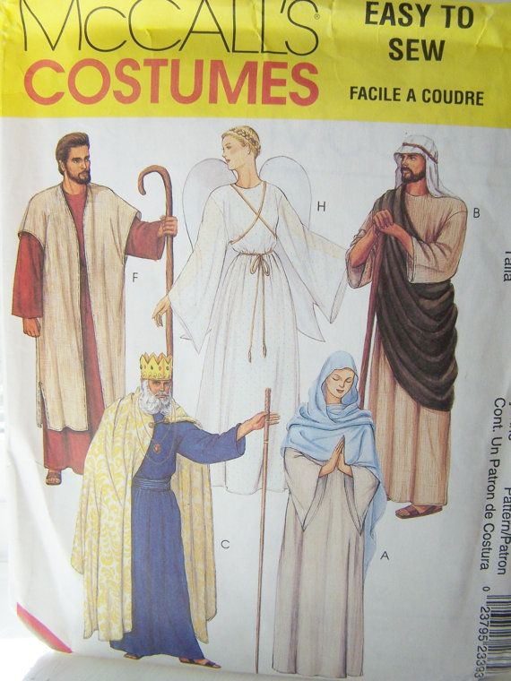 Mccalls 2339 adult sewing pattern wise man mary by witsenddesign mccalls 2339 adult sewing pattern wise man mary by witsenddesign solutioingenieria Choice Image