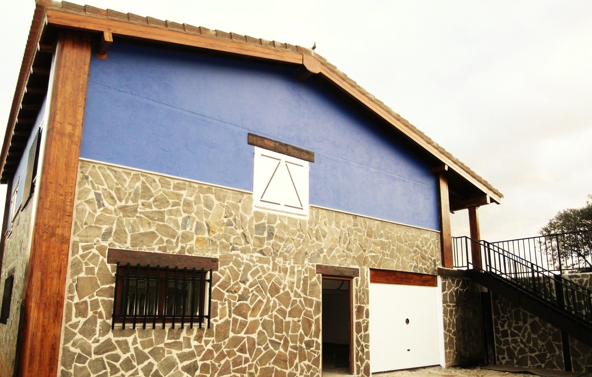 Una de nuestras casas prefabricadas en la provincia de guadalajara - Casas prefabricadas guadalajara ...