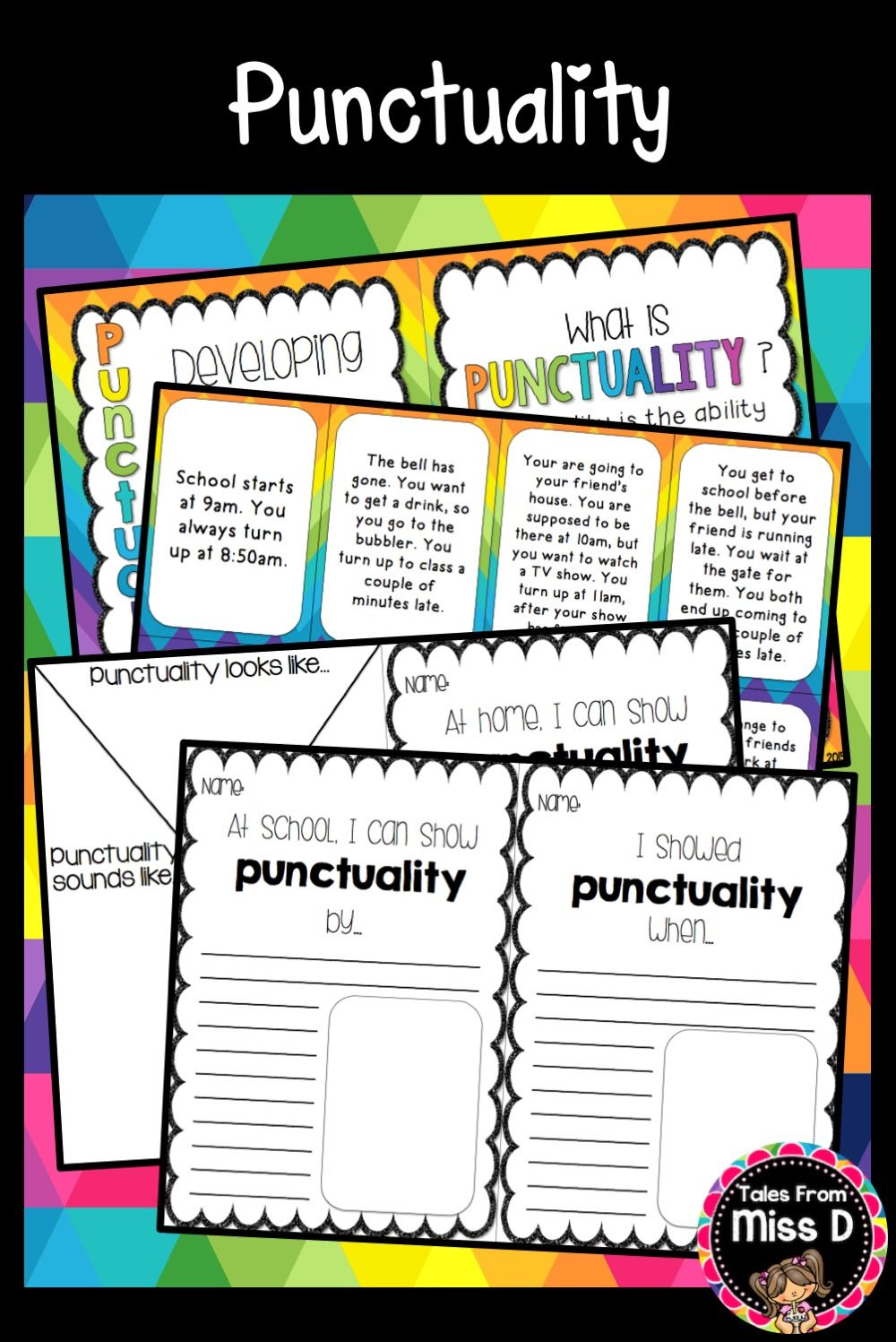 importance of punctuality in students life At oasis academy don valley we believe that outstanding attendance is vital for  all children if they are to gain the most from the education we provide there are.