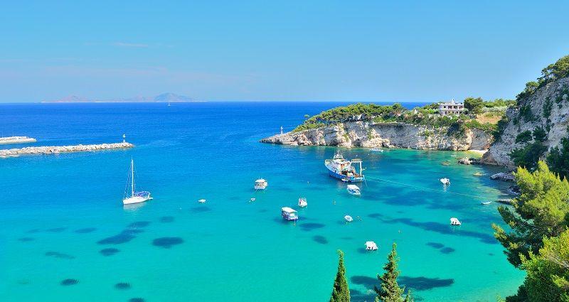 The 10 Smallest Greek Islands