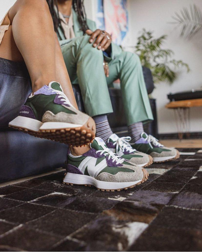 Épinglé sur Sneakers: New Balance 327