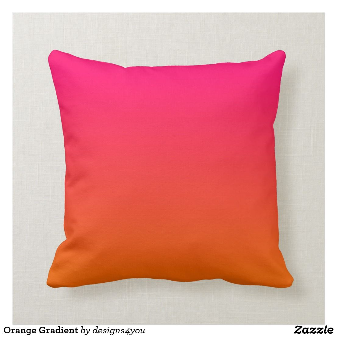 Create Your Own Throw Pillow Zazzle Com With Images Throw