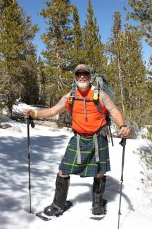 A photo from sportkilt.com's Kilted Wilderness Challenge gallery!