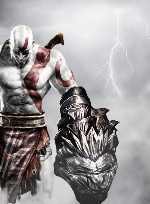 God War Kratos God Of War God Of War War