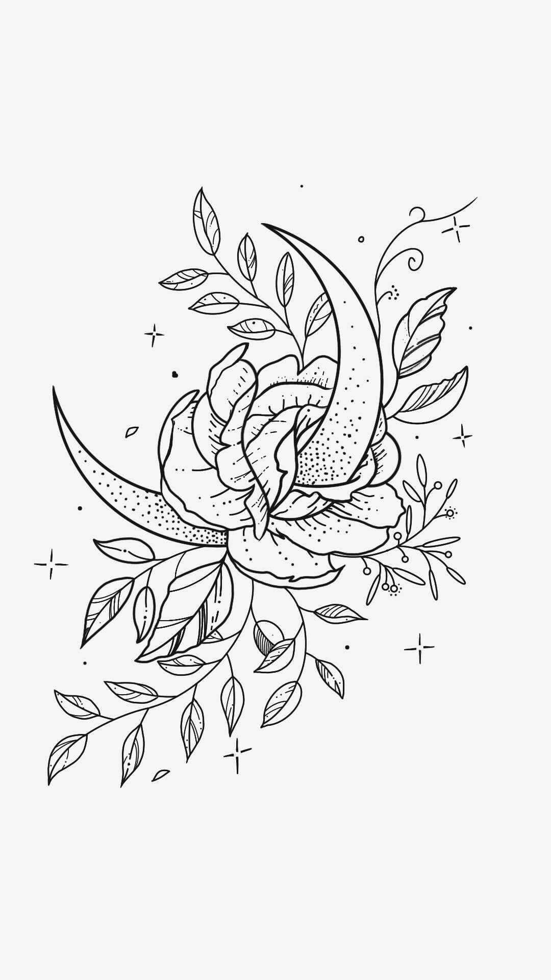 Art Tattoo Flower Tattoo Stencil Outline Tattoo Outline Drawing Tattoo Stencils Tattoo designs drawing wallpaper