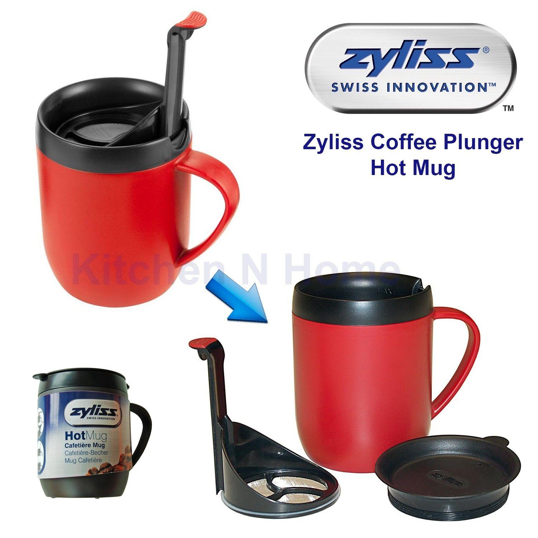 Zyliss Coffee Plunger Mug
